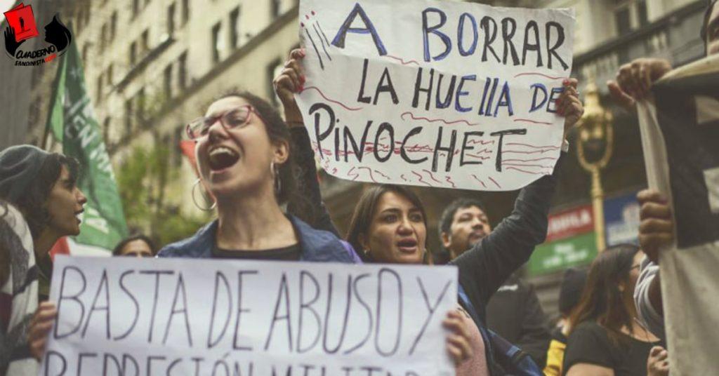 Chile. Un plebiscito para borrar a Pinochet - Cuaderno Sandinista